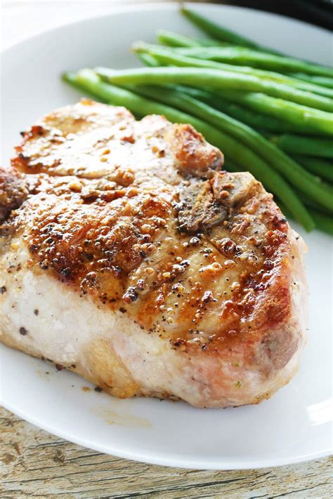 I wasn't sure what type to buy so i bought. Perfect Thick Cut Pork Chops