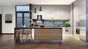 Variety of Minimalist Kitchen Designs and The Best Tips