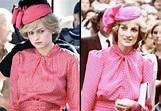 Another Season 4 shot of Emma Corrin as Diana, on tour in Australia, 1983: : TheCrownNetflix