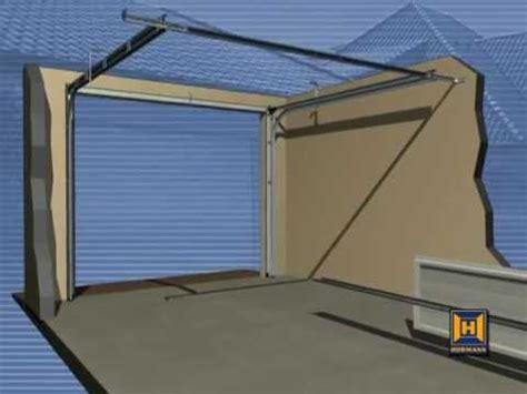 porte de garage hormann sectionnelle aide au montage porte de garage sectionnelle h 246 rmann