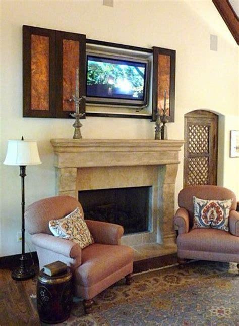 Der Moderne Fernseher, An Verschiedene Interieurs Anpassend