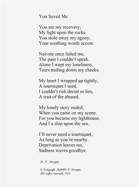 poem   saved   soul mate friend