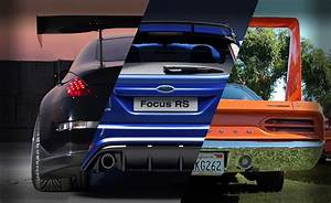 Top 10 Production Cars With Outrageous Spoilers