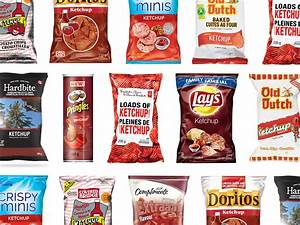 A definitive ranking of Canada's best ketchup chips