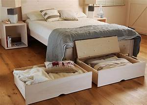 Under, Bed, Storage, Drawers, With, Wheels