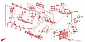 Fuel Rail  High Pressure P Ump  Diesel  For Honda Cars