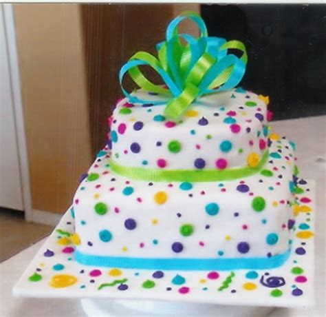 pictures of cake decorations birthday cake designs