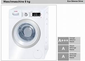 Waschmaschine 9 Kg : bosch waschmaschine 9kg plan work elektrotechnik gmbh ~ Markanthonyermac.com Haus und Dekorationen