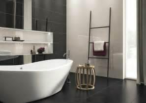 bathroom ideas modern small la salle de bain noir et blanc les dernières tendances