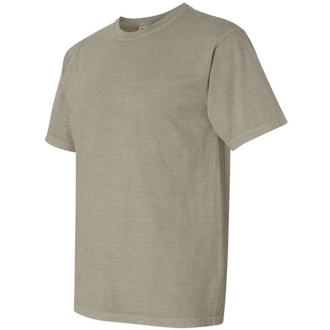 comfort colors sandstone comfort colors 1717 garment dyed heavyweight ringspun
