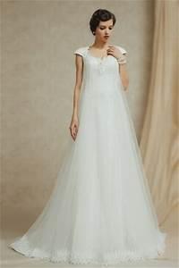 Robe De Mariée Moderne : robe de mari e moderne joli d collet c ur incrust de ~ Melissatoandfro.com Idées de Décoration