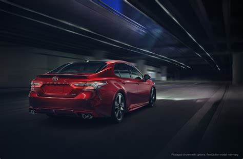 toyota camry new 2018 toyota camry gets infusion of excitement and