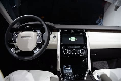land rover interior 2017 2017 land rover discovery interior dashboard indian
