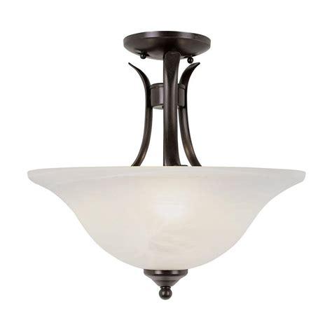 semi flush mount ceiling lights westinghouse 2 light white interior ceiling semi flush