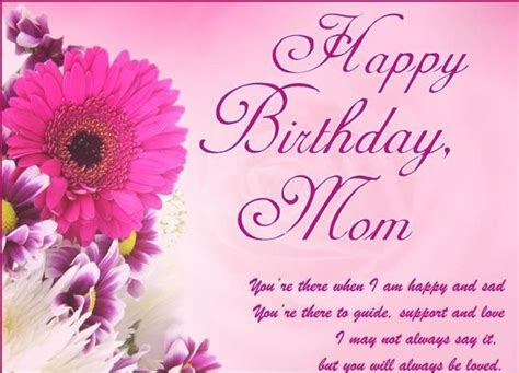 attractive happy birthday mom images birthday wishes