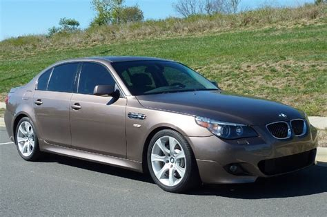 Bmw 5 Series 545i 2004  Auto Images And Specification