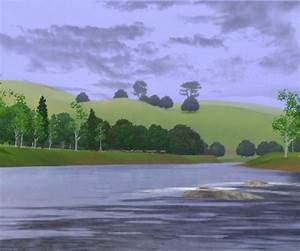 river gif animation by efansurya on DeviantArt