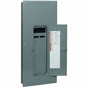Square D QO 200 Amp Main Breaker 42-Space 42-Circuit