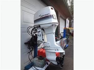 70 Hp Johnson Outboard Motor Specs