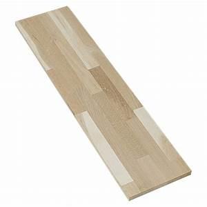 Leimholzplatte Eiche 40mm : exclusivholz leimholzplatte eiche 800 mm x 200 mm x 18 mm bauhaus ~ Eleganceandgraceweddings.com Haus und Dekorationen