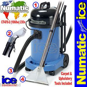 numatic ct professional carpet upholstery cleaning