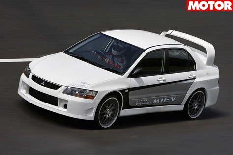 Mitsubishi Evo Review by 2007 Mitsubishi Evo Miev Review Classic Motor