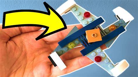 tuto simple fabriquer un spinner fait maison en lego