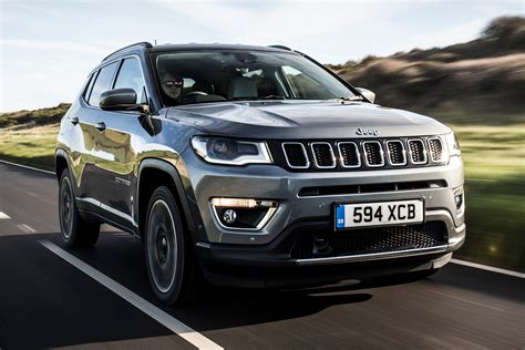jeep suv new jeep compass suv 2017 review auto express