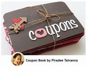 American Crafts Studio Blog Coupon Book from Piradee