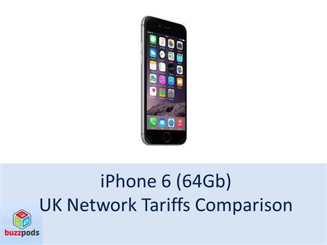 iphone 6 contract iphone 6 contract comparison and recommendation uk