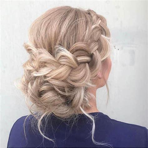 30 best sr prom images on pinterest brides maid hair