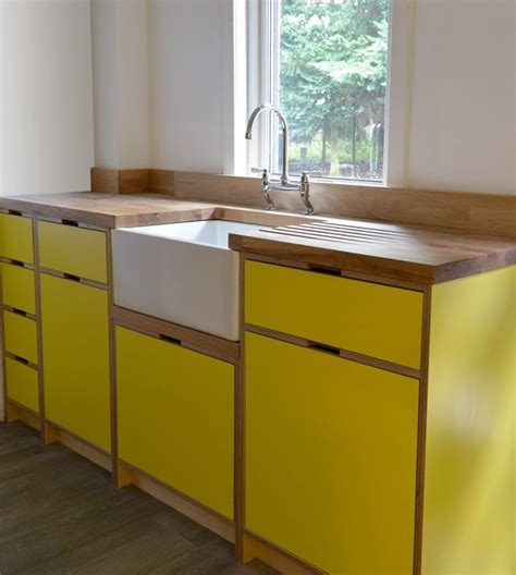 Yellow Kitchen Cupboards by Pin By Mountiantribe Freedom On Kitchen In 2019 Plywood