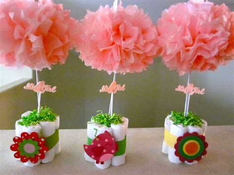 Baby Shower Table Centerpieces My Baby Shower Gifts