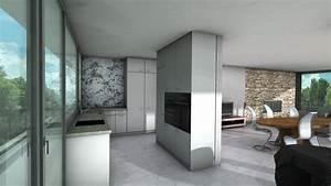 Steinwand Wohnzimmer Tv : steinwand wohnzimmer tv raum und m beldesign inspiration ~ Bigdaddyawards.com Haus und Dekorationen