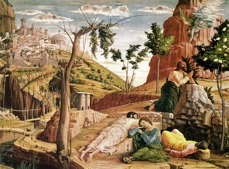 Garden Of Gethsemane Bible by Gesthemane And The Archetypal Existential Temptation