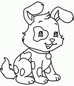 Easy Draw Dog - ClipArt Best