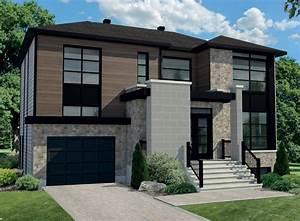 modeles de maisons neuves domaine des saules brown With exemple de maison neuve