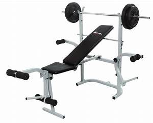 Fitness Equipment Home Gym Weight Lifting Exercise Bench