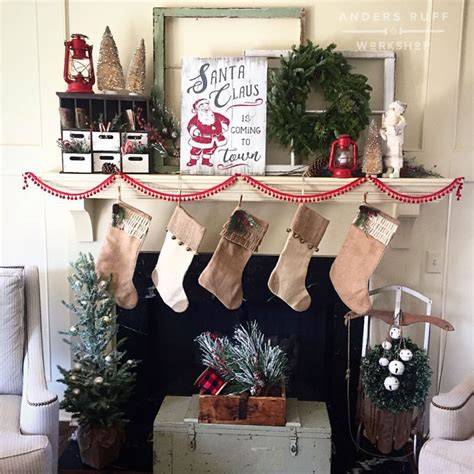 ar workshop holiday wood signs   rustic christmas
