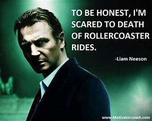LIAM NEESON QUOTES image quotes at relatably.com