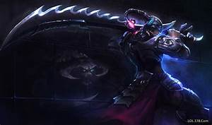 Chinese Headhunter Master Yi Splash Art - League of ...