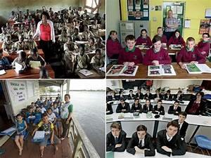 Escuela Pobre  Escuela Rica