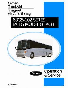 Carrier G Series Heating Service Manual