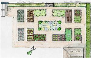 Le Petit Chateau  Potager Garden