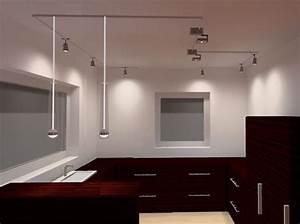 Led Lampen Küche : die besten 25 lampen schienensystem ideen auf pinterest flur beleuchtung schienensystem ~ Frokenaadalensverden.com Haus und Dekorationen