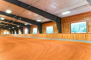 prefabricated steel riding arenas indoor outdoor With covered riding arena