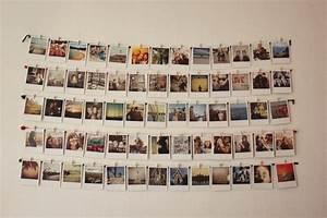 Ideen Fotos Aufhängen : fotowand gestalten ohne bilderrahmen ideen und anregungen ~ Yasmunasinghe.com Haus und Dekorationen