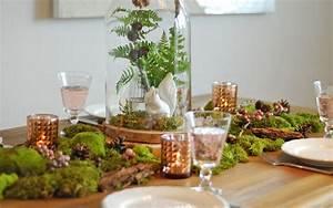Herbst Tischdeko Natur : dekoidee herbstliche tischdeko sch n bei dir by depot ~ Bigdaddyawards.com Haus und Dekorationen
