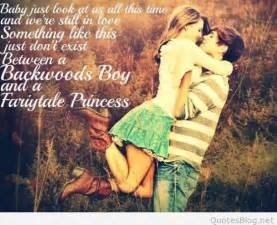 Cute Country Love Quotes and Sayings
