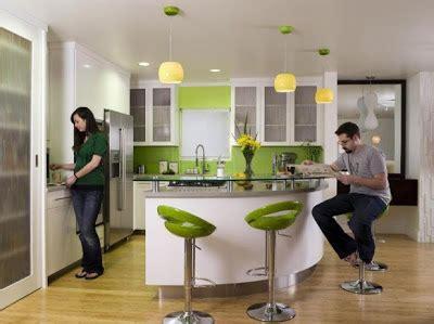 green and white kitchens projekt 30m spos 243 b na małe mieszkanie jakie kolory do 3963